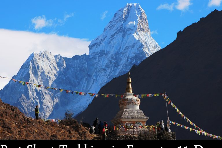 Best Short Trekking in Everest